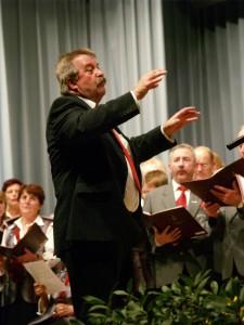 Dirigent Kurt Keller